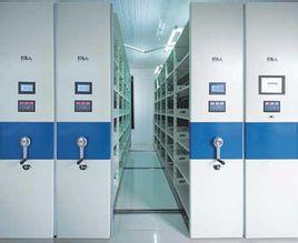 档案密集柜如何变成新的?